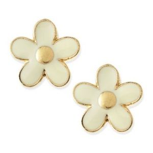 Marc by Marc Jacobs Daisy Studs Earrings